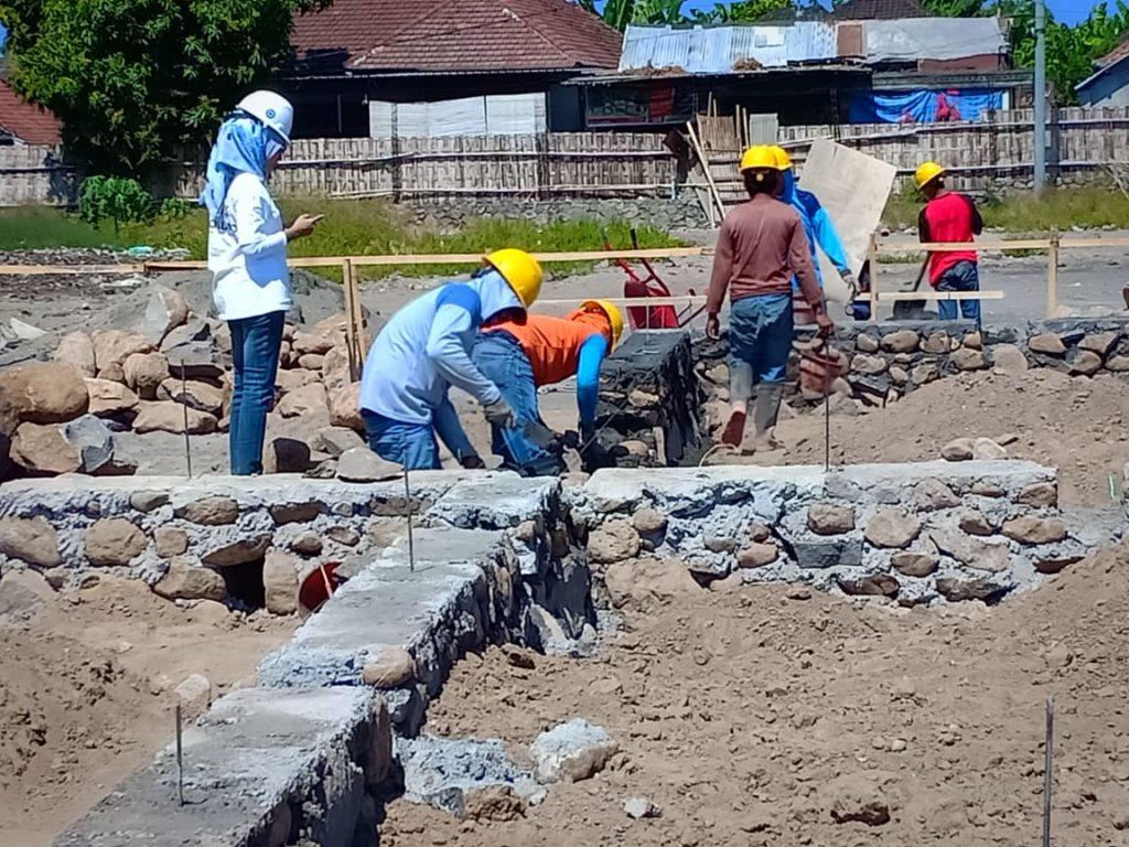 De eerste stenen worden gelegd