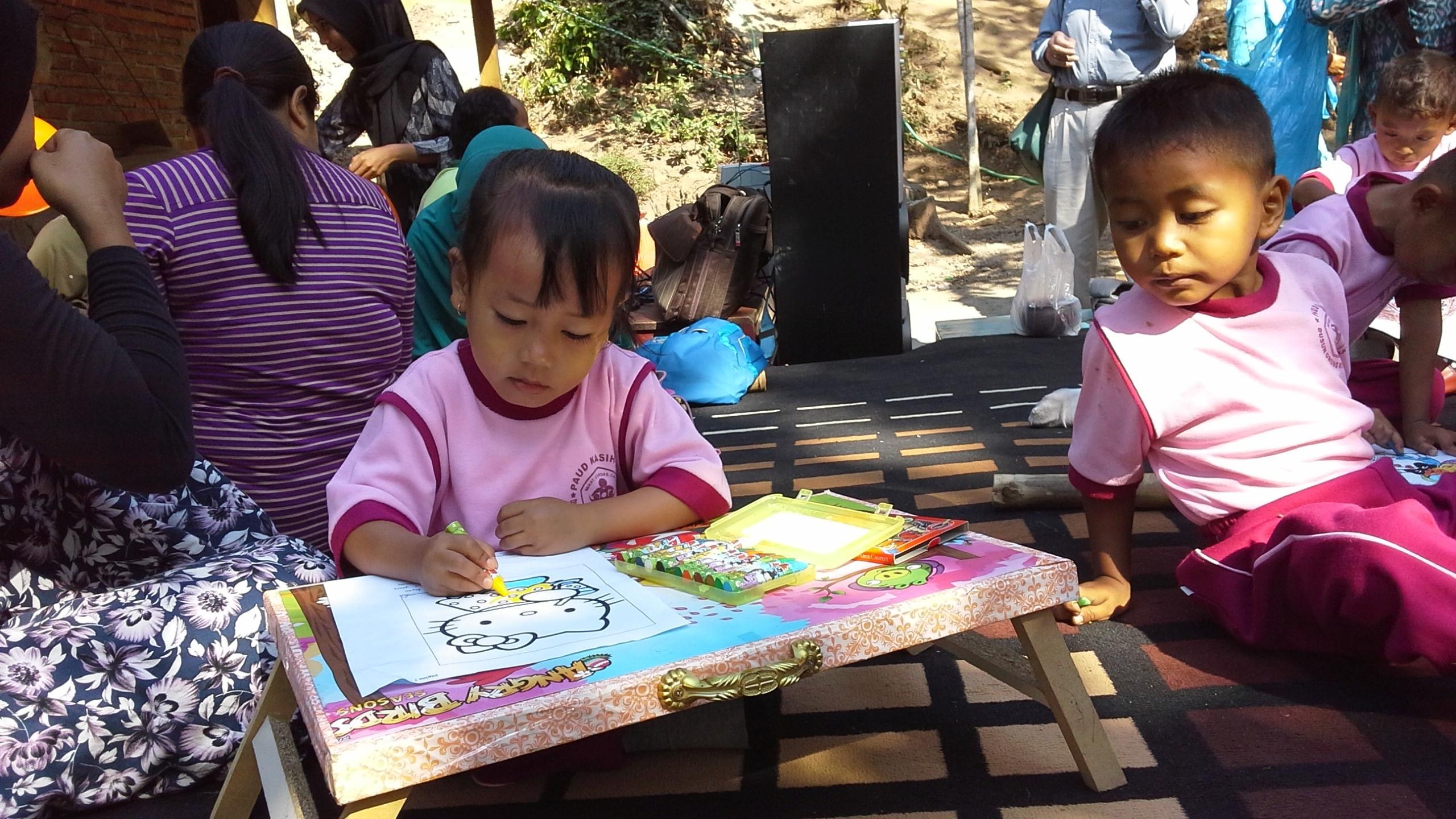 kleuterschool Orong